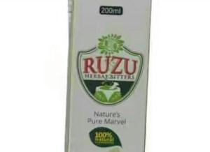 Ruzu Herbal Bitters for Infertility