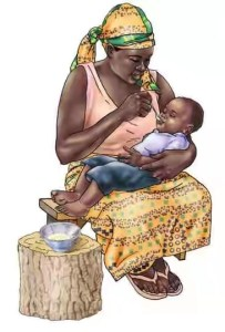 Complementary foods for babies in Nigeria