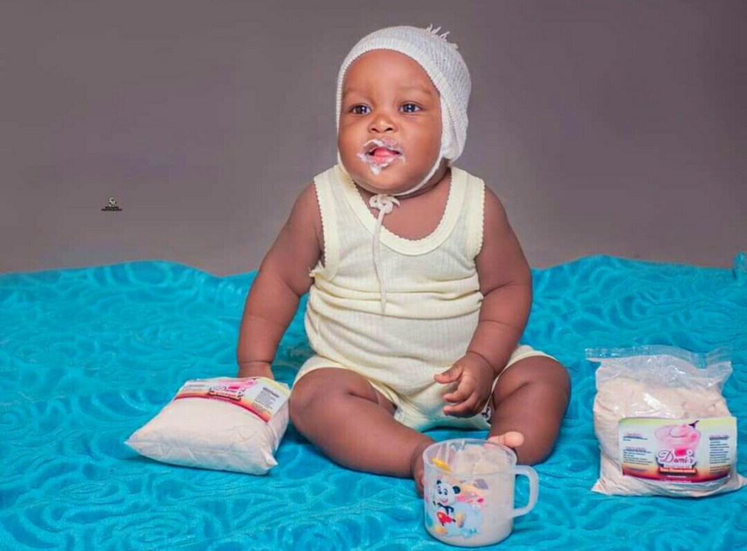 How to wean a baby in Nigeria