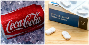 See How Paracetamol and Coke Can Cause Death