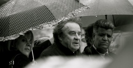 Jean-Michel Wilmotte, architect of the new Allées Jean-Jaurès