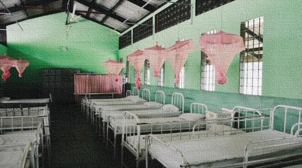 Acute Intermediate Wards NIMH Sri Lanka