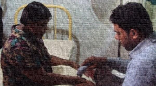 Physiotherapy NIMH Sri Lanka