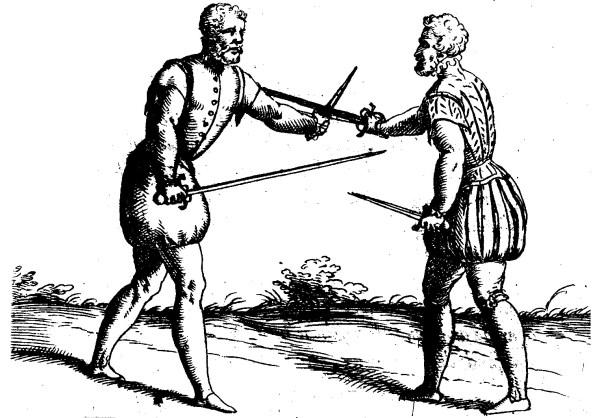 épée et poignard