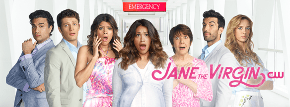 Nutty Bites: Jane the Virgin – Dinner and a Movie – Dog Days of Podcasting 2017