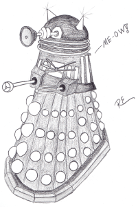 Cat Dalek