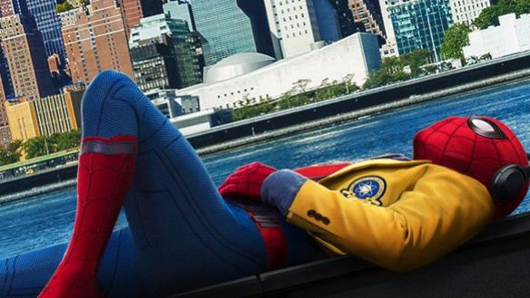 Nutty Bites: Spiderman - Dinner and a Movie - Dog Days of Podcasting 2017