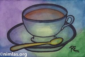 Daily Creativity: Tea Time