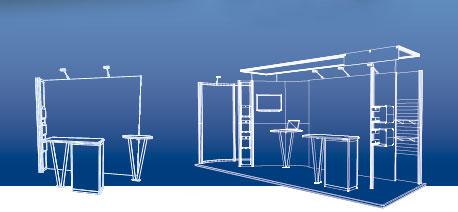 trade show design blueprint