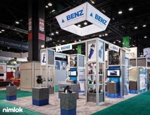 peninsula trade show display exhibit