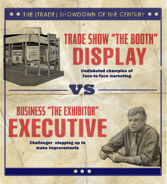 beating up your trade show booth