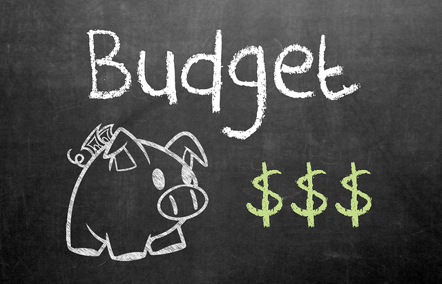 trade show budget worksheet