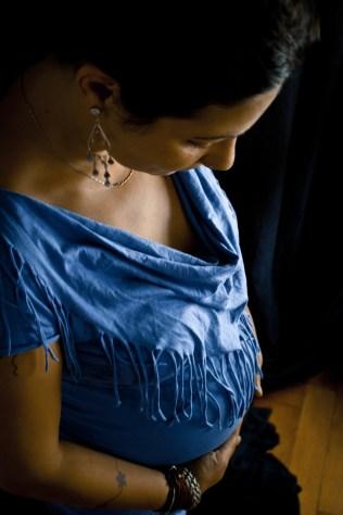 Sali schwanger – 8
