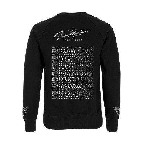 Tokio Hotel Dream Machine Pullover
