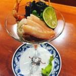 ボジョレー×蟹Party!!
