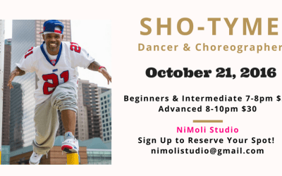 NiMoli Hip Hop Master Classes