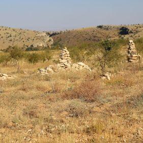 Arapgir'in Onar Köyü'nde kulluklar
