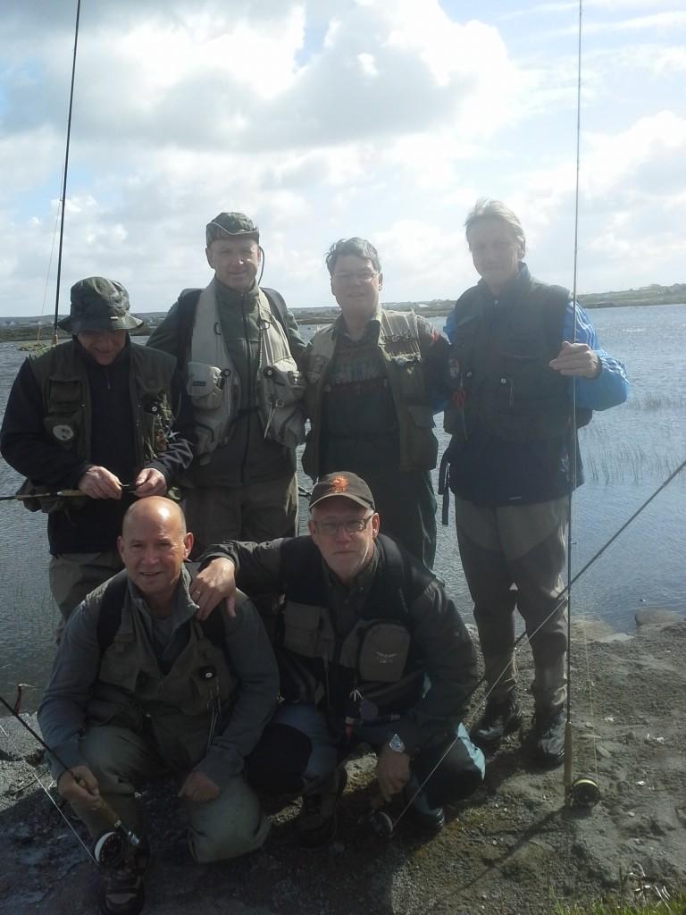 Dutch Anglers