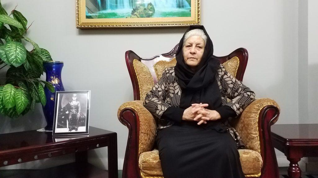 تاجوری کاکر، معین پیشین وزارت امور زنان