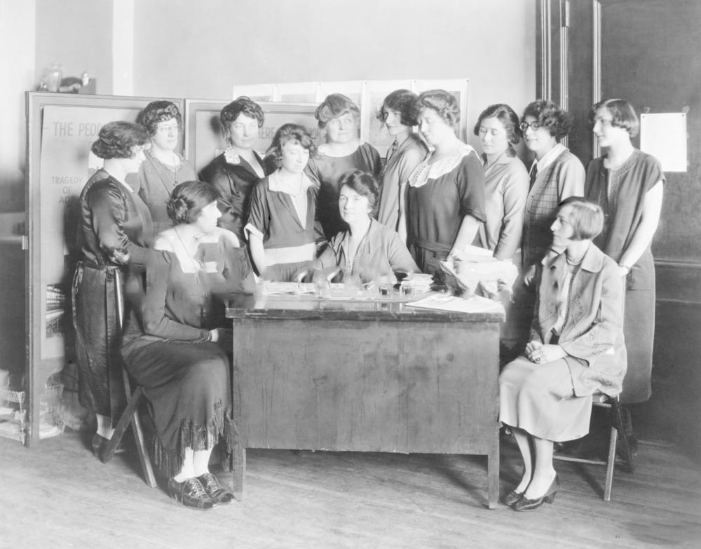 جنبشی را که مارگارت سنگر برای عملی شدن تیوری «حق مالکیت بدن» به راه انداخته بود در صدر اخبار امریکا قرار گرفت