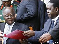 Bill Restricting Investigations in Kenya