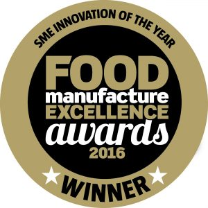 Nim's Fruit Crisps Winner of Food Manufacture SME innovation award