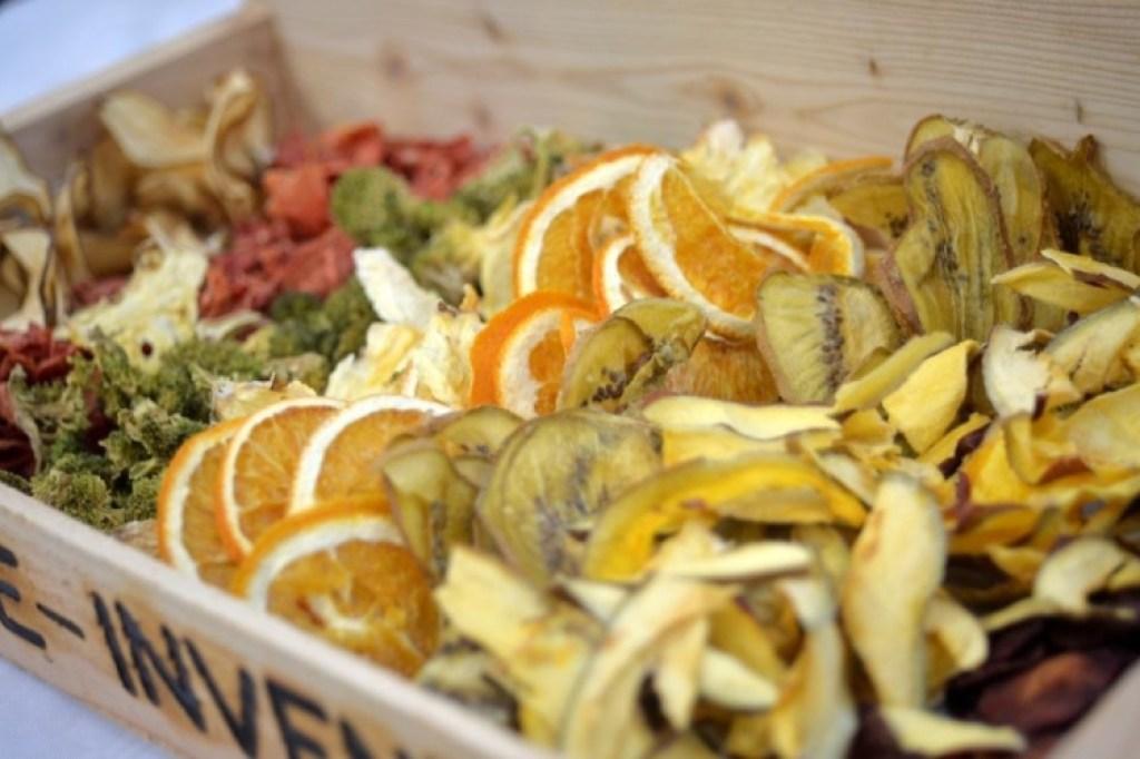 Air-Dried Fruit