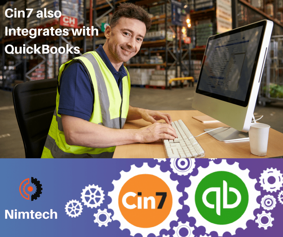 Cin7 Integrates With QuickBooks 2