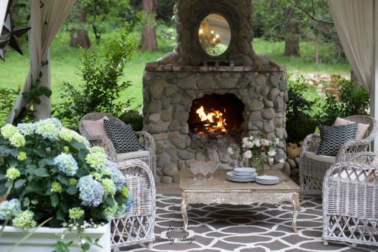 20 Stunning Patio Ideas Perfect for Entertaining Guests on Country Patio Ideas id=50863