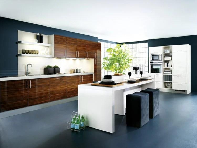 20 of the Most Beautiful Modern Kitchen Ideas on Modern Kitchen Ideas  id=68584