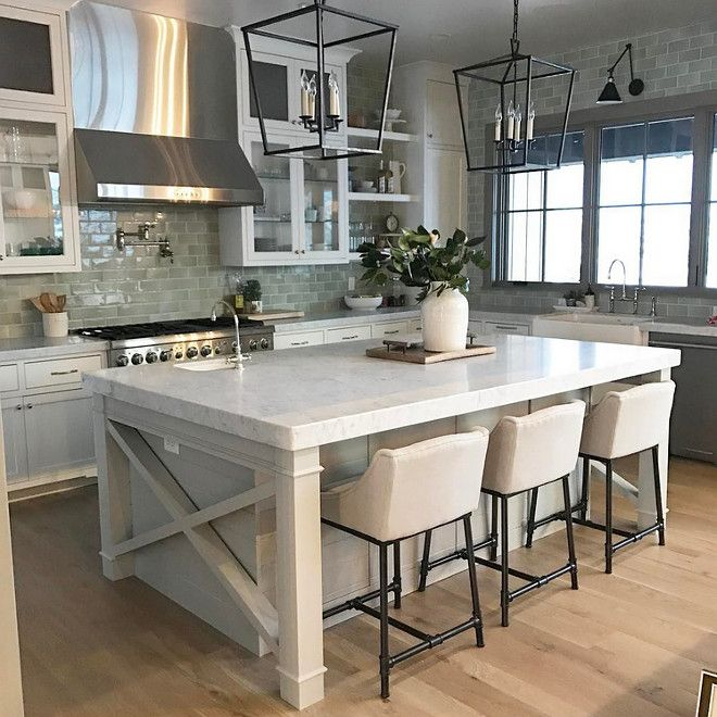 20 Beautiful Examples of Farmhouse Kitchen Design on Farmhouse Kitchen Ideas  id=43827