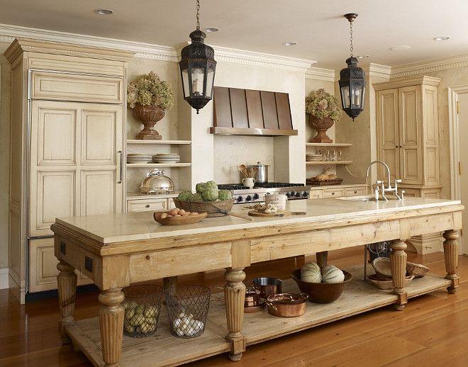 20 Beautiful Examples of Farmhouse Kitchen Design on Rustic Farmhouse Kitchen Ideas  id=66468