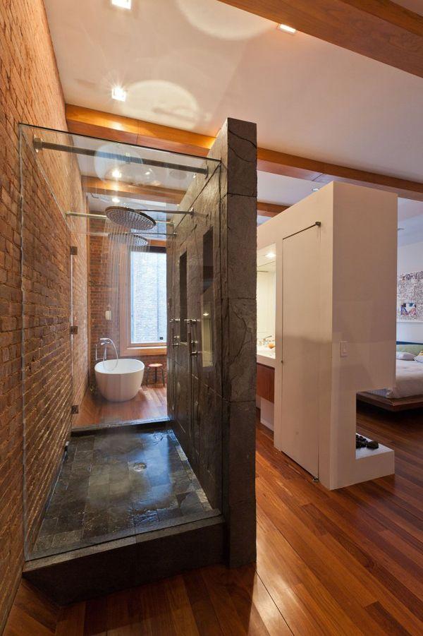 20 Great Looking Industrial Design Bathroom Ideas on Great Bathroom Ideas  id=78662