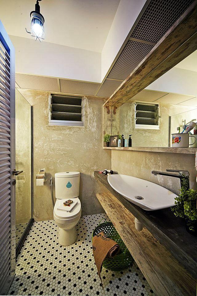20 Great Looking Industrial Design Bathroom Ideas on Great Bathroom Ideas  id=88390