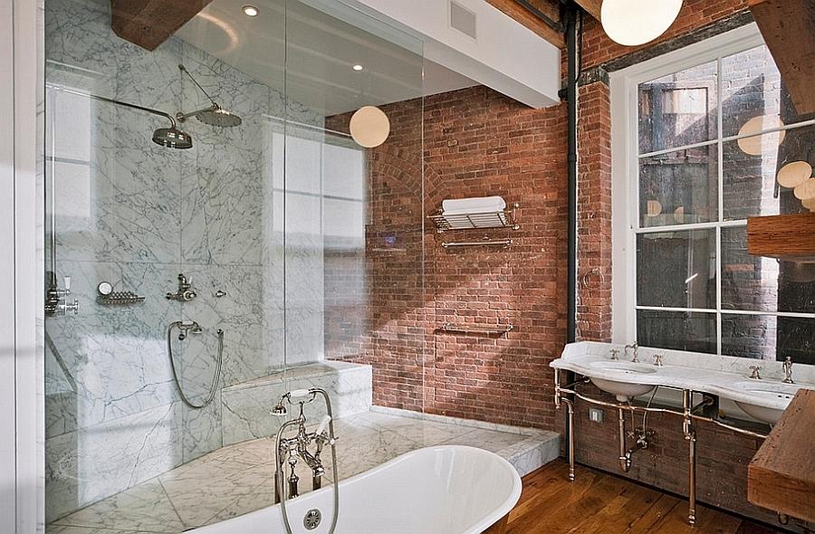 20 Great Looking Industrial Design Bathroom Ideas on Great Bathroom Ideas  id=12277