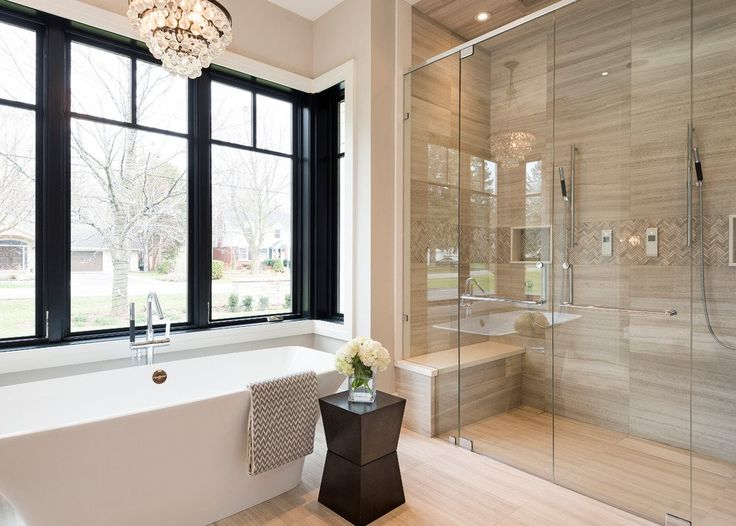 20 Beautiful Transitional Style Bathroom Ideas on Beautiful Bathroom Ideas  id=79997