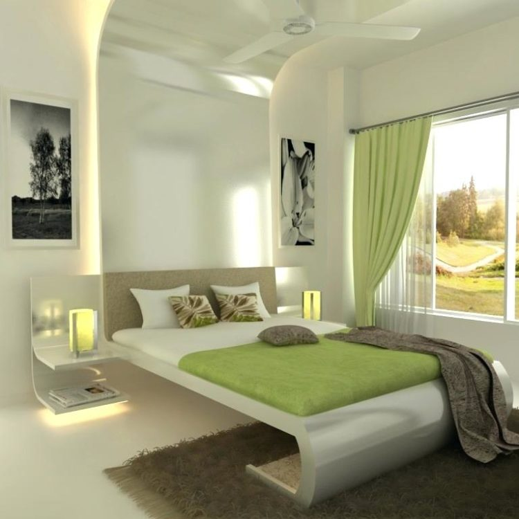 20 Minimalist Bedroom Ideas Perfect For Being on a Budget on Model Bedroom Ideas  id=13719