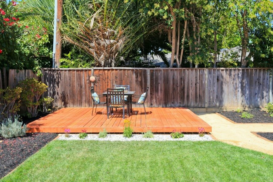 20 Gorgeous Floating Deck Designs on Floating Patio Ideas id=72743