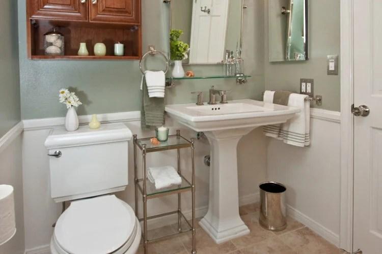 20 beautiful bathroom designs with