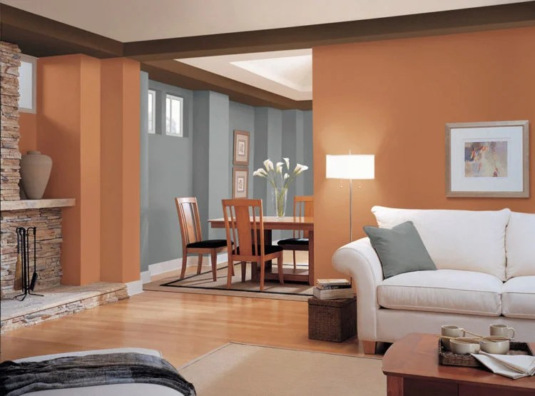 10 Trending Living Room Colors for 2019 on Colourful Living Room  id=17850
