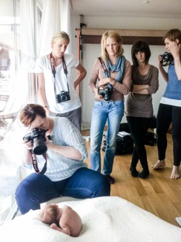 Neugeborenen Fotografie Bern