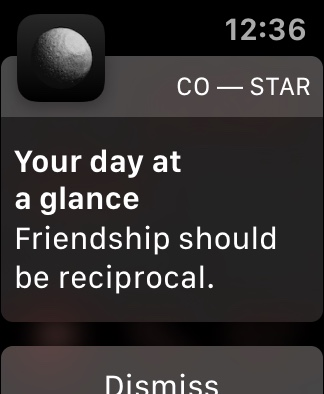 """""""Friendship should be reciprocal."""""""