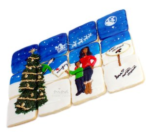 christmas-cookies-customized-decorative-puzzle