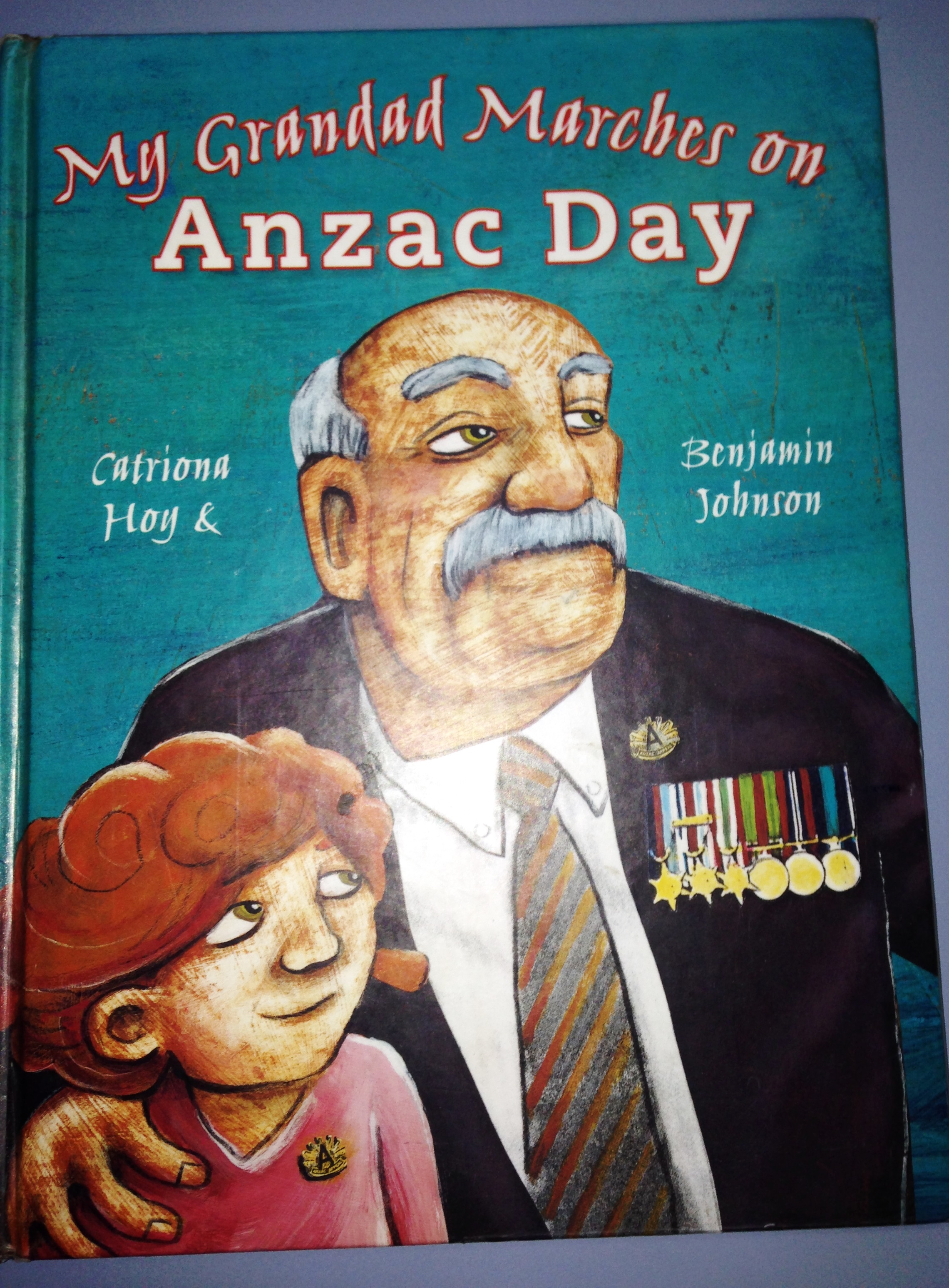 ANZAC DAY 2014 JD 7 Amp 8 Year Old Students Reflect