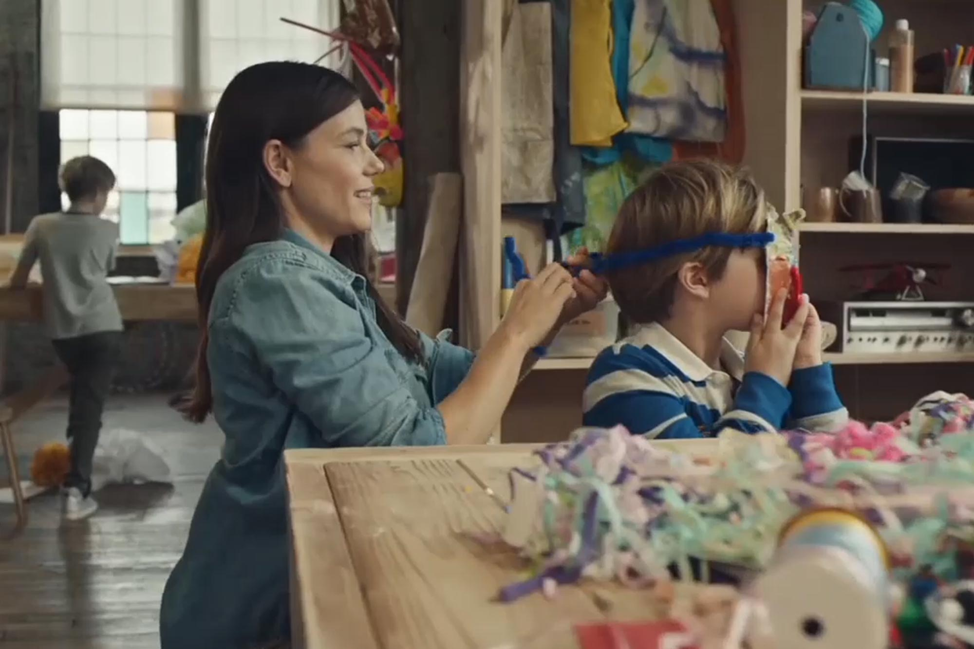 GapKids — Back To School — Forward with Creativity