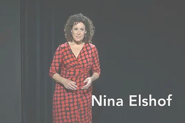 Nina Elshof, Feng Shui Master, inspirerend spreker