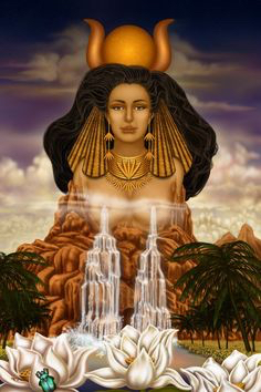 Volle-Maan-Mother-Earth-Goddess-Nina-Elshof-Feng-Shui