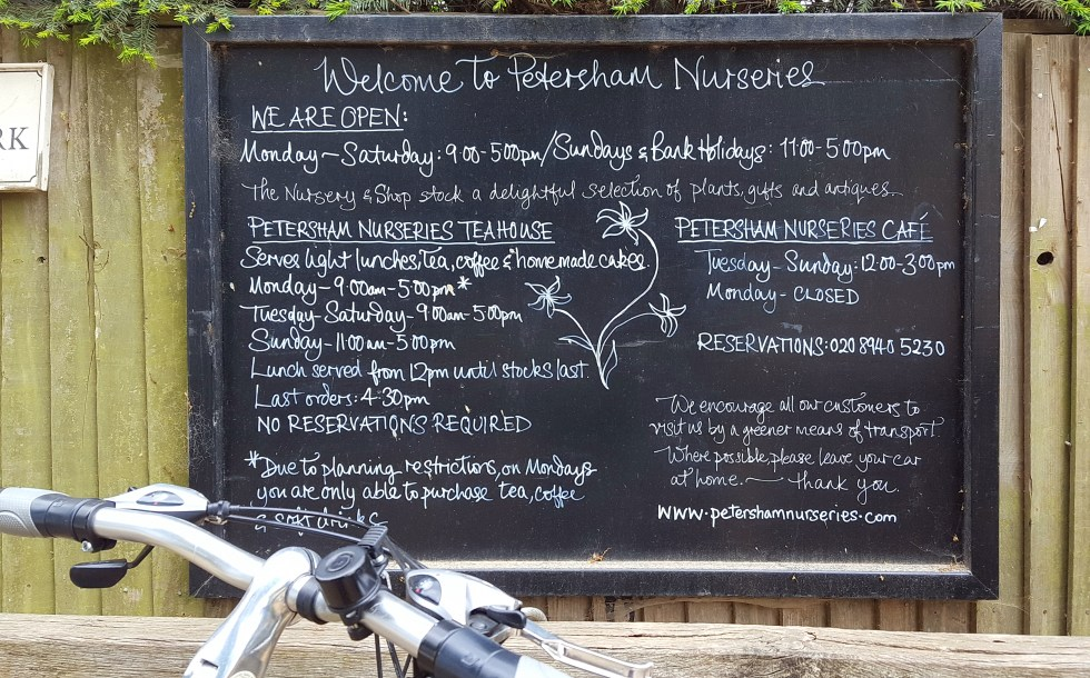 Petersham Nurseries 1