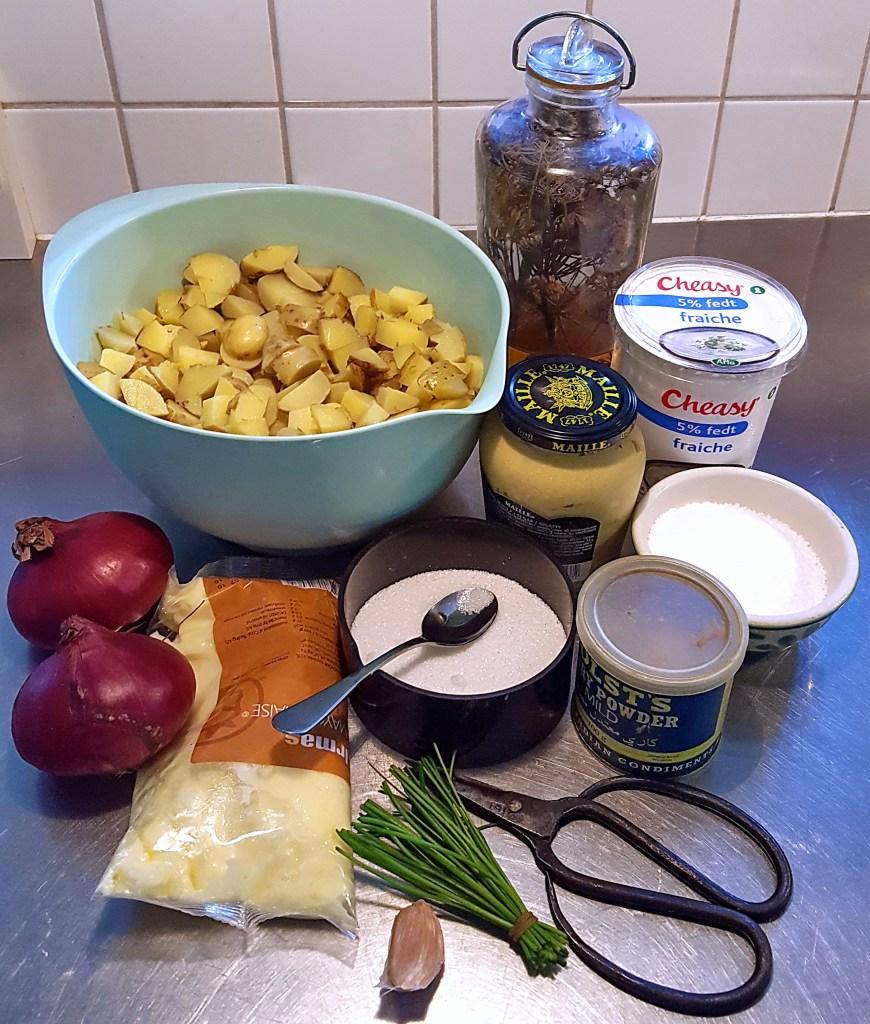 Kartoffelsalat 1a