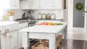 Build Your Own DIY Kitchen Island Tutorial Free